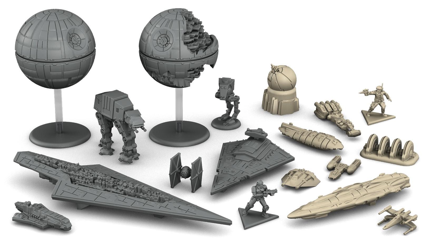 Настольная игра Звездные Войны: Восстание