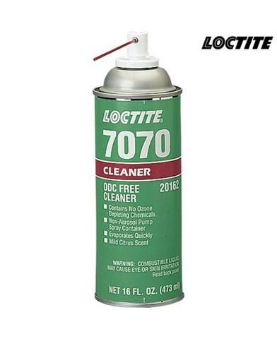 LOCTITE SF 7070  Очиститель быстродействующий для пластмасс, металлов