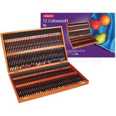 Набор из 72 цветных карандашей Derwent