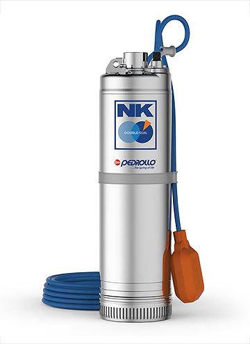 Насос для колодца PEDROLLO NKm 4/5-GE, 67м, 120л/мин.