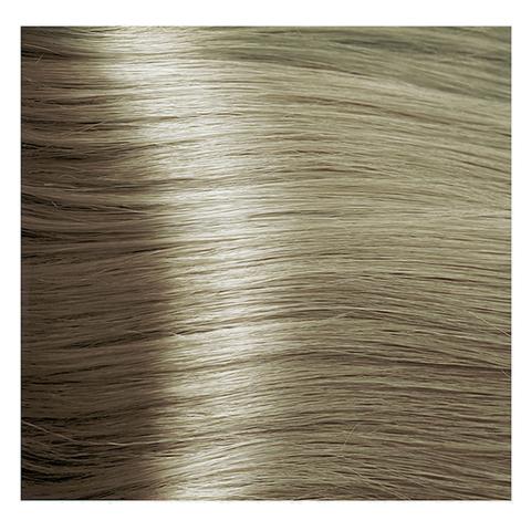 Крем краска для волос с гиалуроновой кислотой Kapous, 100 мл - HY 9.00  Очень светлый блондин интенсивный