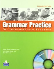 Grammar Practice 3Ed for Int SB without Key +CD