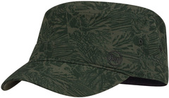 Кепка военная Buff Military Cap Checkboard Moss Green