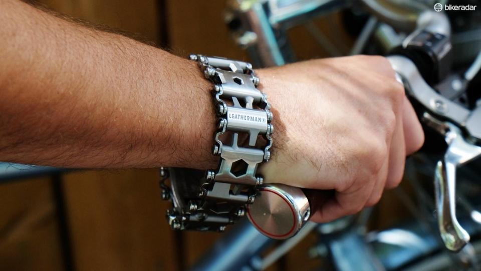 Браслет Leatherman Tread Stainless Steel