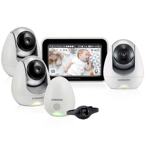 Видеоняня Samsung SEW-3057WPX3