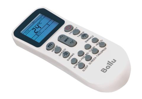 Комплект BALLU BLC_C-24HN1_17Y полупромышленной сплит-системы, кассетного типа