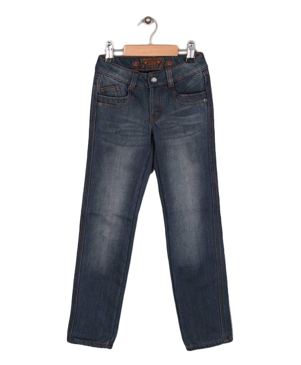 Утепленные водо- и грязеотталкивающие джинсы для девочки 421813/184/291