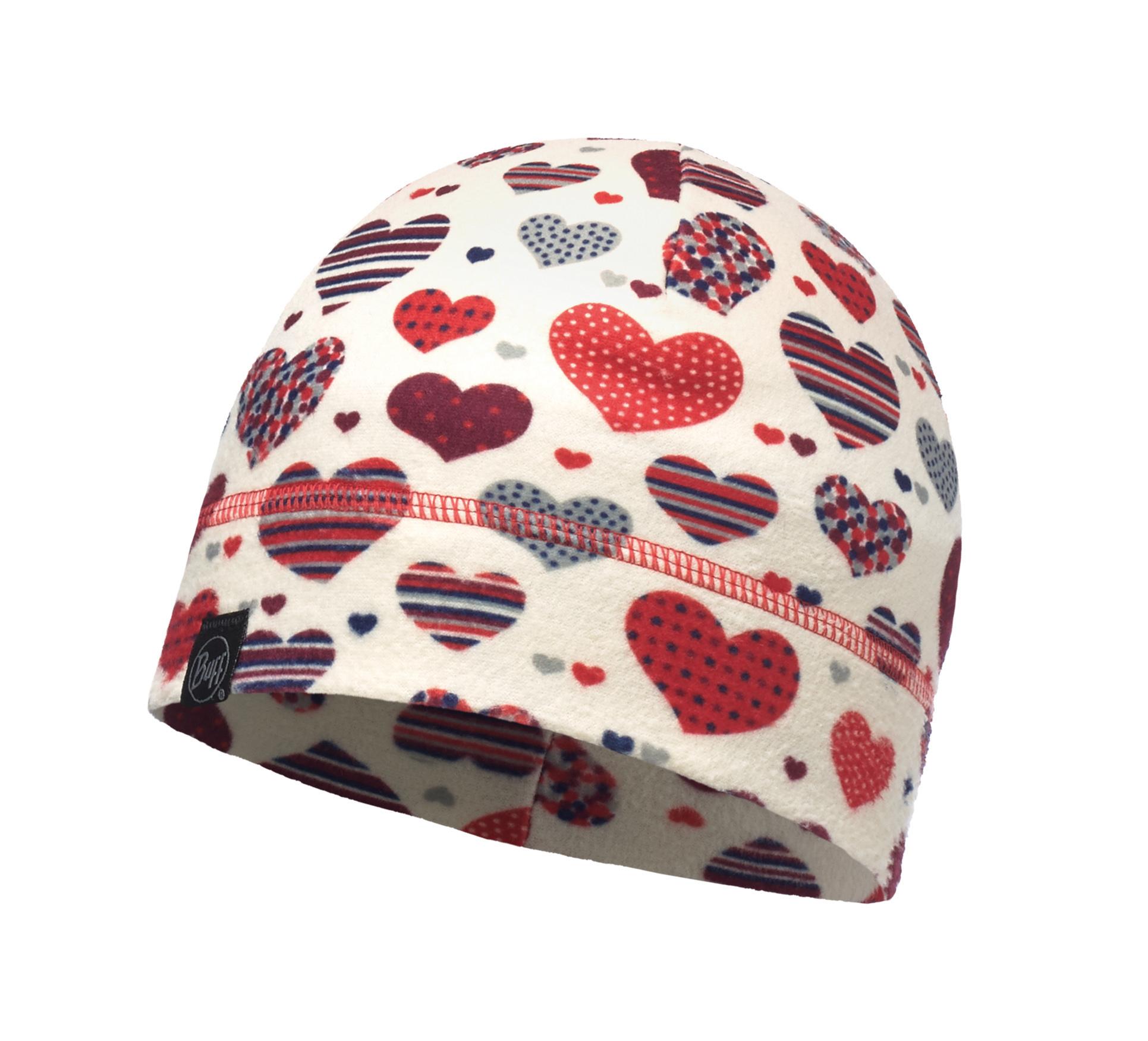 Детские шапки Шапка из флиса Buff Solid Hearty Multi 115513.555.10.00.jpg