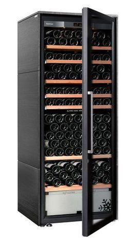 Винный шкаф EuroCave D Collection L чёрный, стандартная комплектация