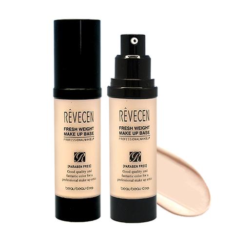 Основа для макияжа REVECEN 03, легкая тональная