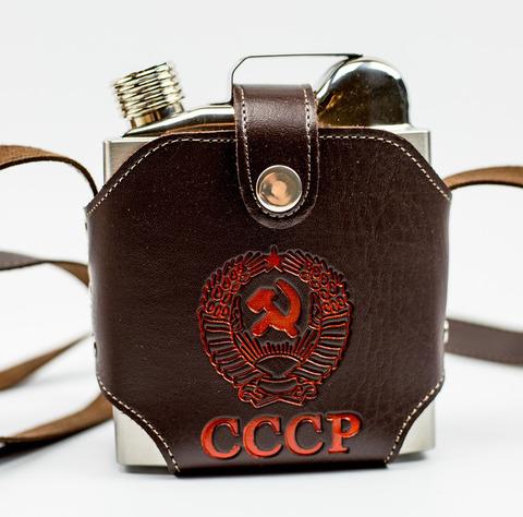 Фляжка дорожный СССР , 540 мл