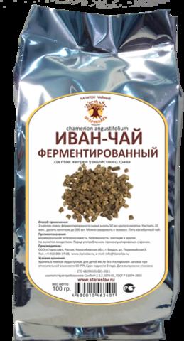 Иван-чай 100 гр