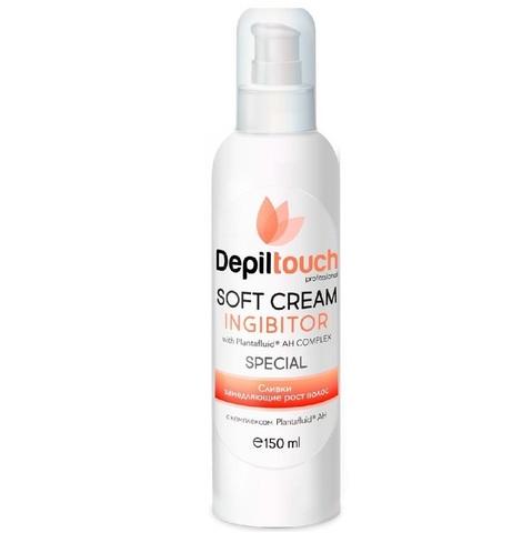 Сливки замедляющие рост волос комплексом Plantafluid® AH COMPLEX 150мл Depiltouch