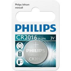 Батарейки Philips CR 2016/1bl