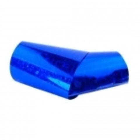 Дизайн - Битое стекло,синий