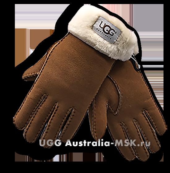 UGG Women's Glove Classic Chestnut