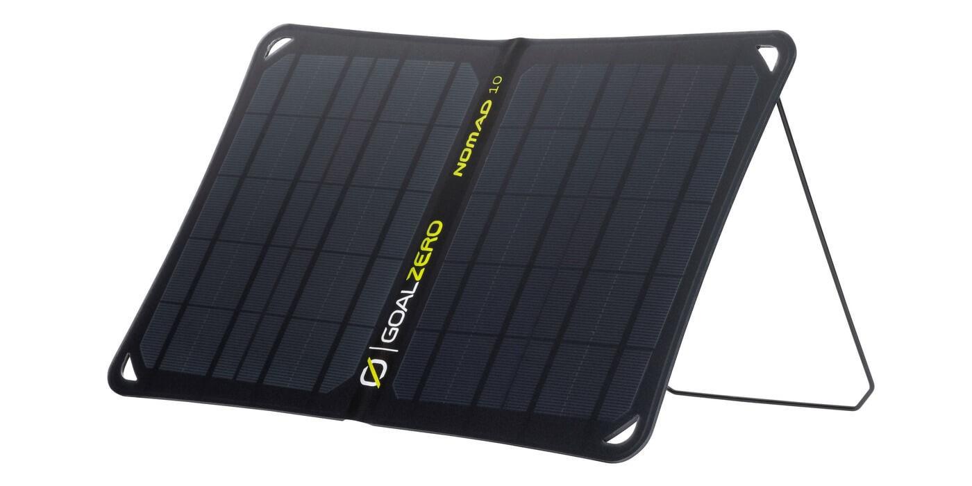 Солнечная панель Goal Zero Nomad 10 внешний вид
