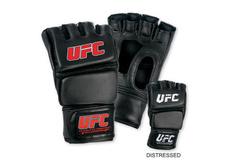 Перчатки UFC винил (бои без правил), размеры S/M, L/XL Арт.143411