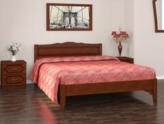 Кровать из массива Карина-7 (1400) орех