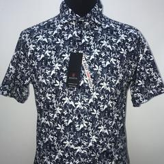 Сорочка мужская DESOTO (короткий рукав)