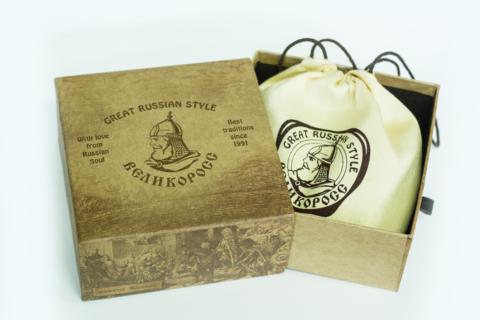 VELIKOROSS Design gift box
