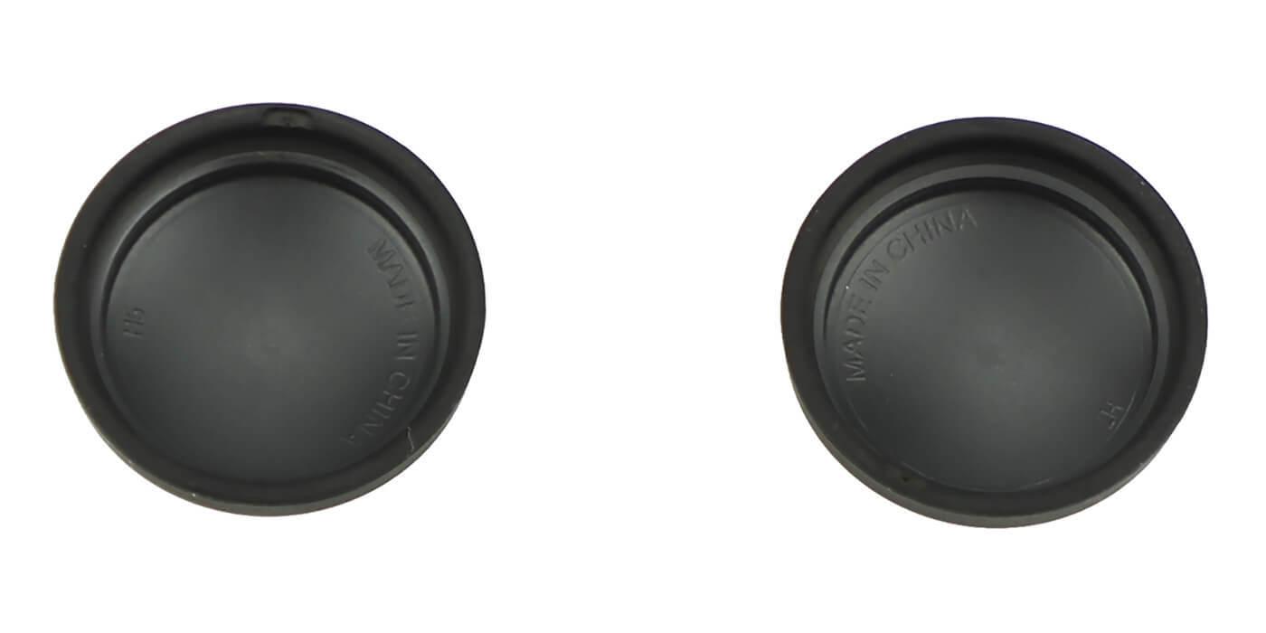 Набор защитных крышек для камеры MAX GoPro (ACCPS-001) вид сверху