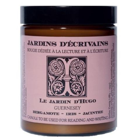 Ароматическая свеча «Сад Карен Бликсен», Jardins d'Écrivains