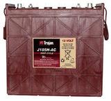 Тяговый аккумулятор Trojan J185H-AC ( 12V 225Ah / 12В 225Ач ) - фотография