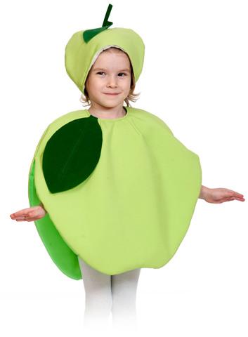 Костюм Яблока 1