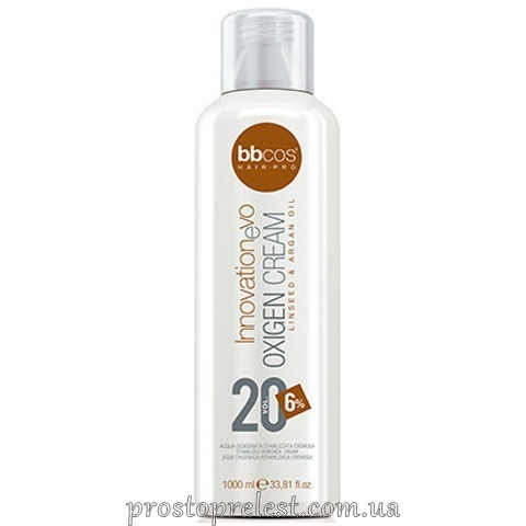 BBcos Innovation Evo Oxigen Cream 20 Vol - Окислитель кремообразный 6%