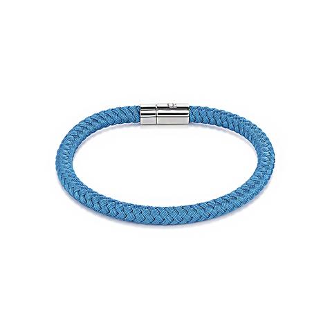Браслет Coeur de Lion 0115/31-0720 цвет голубой