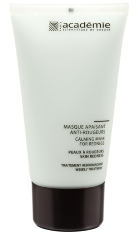 Academie SOS Masque Apaisant Anti-Rougeurs Calming Mask For Redness