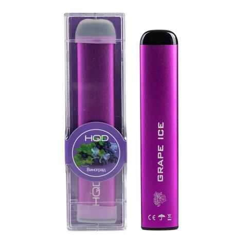 Одноразовая электронная сигарета HQD MAXIM Grape (Виноград) 1 шт