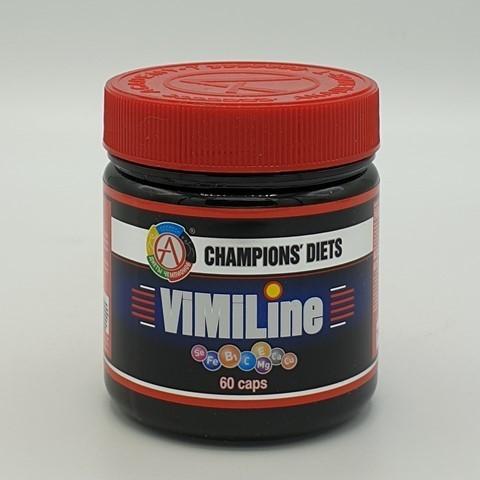 Витаминно-минеральный комплекс ViMiLine, Академия-Т, 60 капс