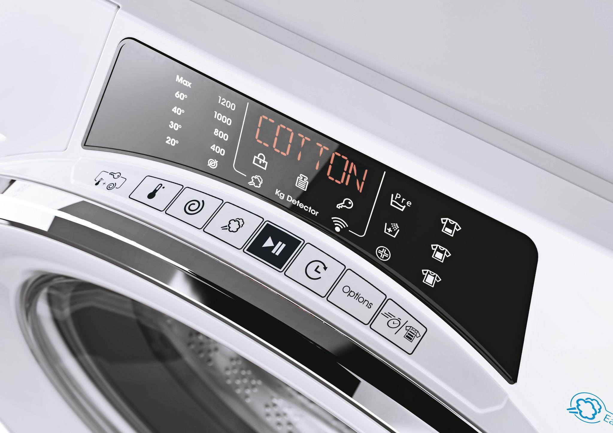 Узкая стиральная машина Candy RapidO RO44 1286DWMC4-07 фото 2