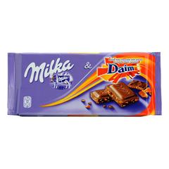 Шоколад Милка Daim