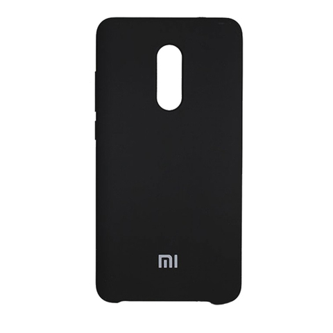 Чехол Silicone Cover Redmi Note 4X