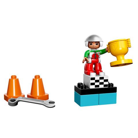 LEGO Duplo: Гоночный автомобиль 10589 — Rally Car — Лего Дупло