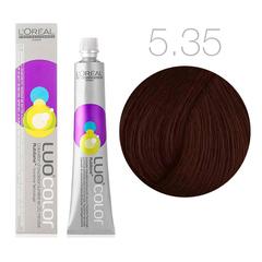 L'Oreal Professionnel Luo Color 5.35 (Светлый шатен золотистый красное дерево) - Краска для волос