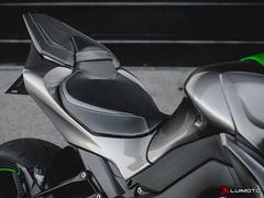 Team Kawasaki Чехол на пассажирское сиденье