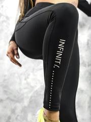Женские лосины Infinity One black