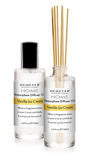 Аромат для дома «Ванильное мороженое» от Demeter