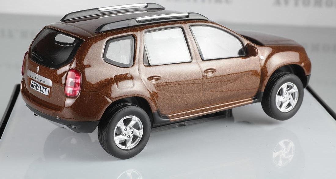 Коллекционная модель Renault Duster 2010