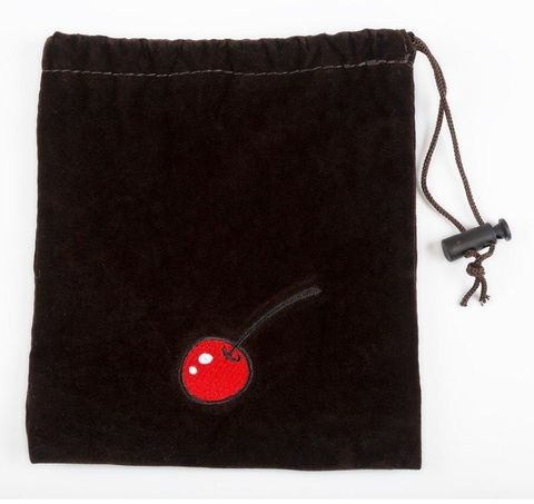 Силиконовая анальная пробочка с хвостиком - Пикантные штучки, 6 см.