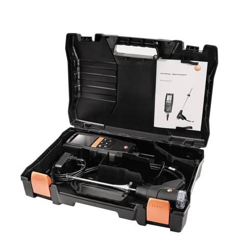 Комплект газоанализатора Testo 320 без H2-компенсации, +смарт зонд 510i, Описание газоанализатора testo 320 в комплекте с смарт зондом testo 510i (арт: 0563 3225)
