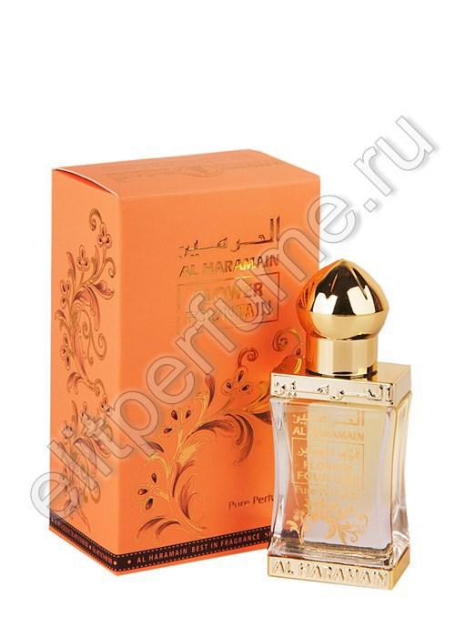 Пробник для Flower Fountain Цветочный Фонтан 1 мл арабские масляные духи от Аль Харамайн Al Haramin Perfumes