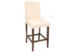 Барный стул Верден (Verden) Орех/Бежевый