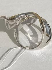 Иравади (кольцо из серебра)