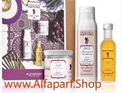 Alfaparf Milano Precious Nature Grape & Lavender Косметический набор для волнистых и вьющихся волос