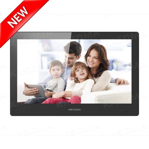 IP-видеодомофон Hikvision DS-KH8520-WTE1